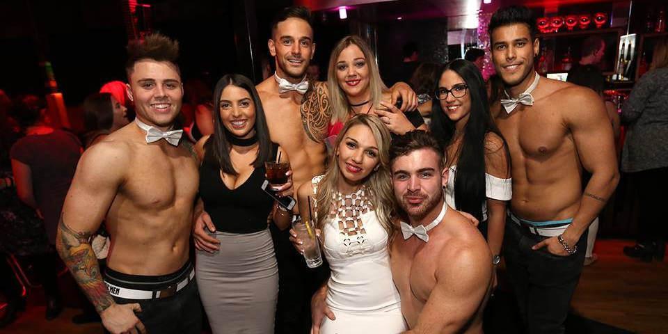 Male Stripper Hire