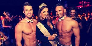 male strippers for hen parties