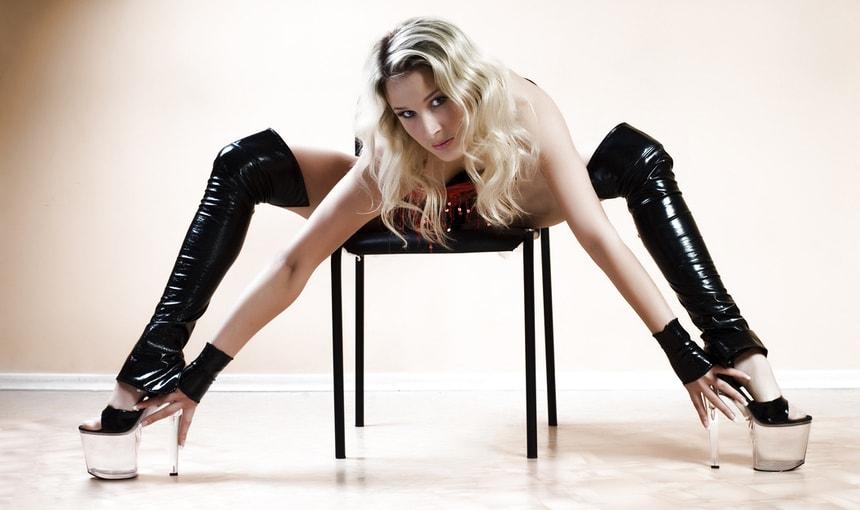 hire female stripper at home