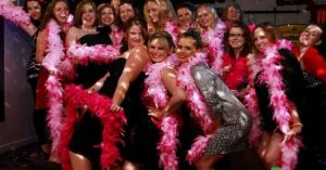 dance classes for hen parties