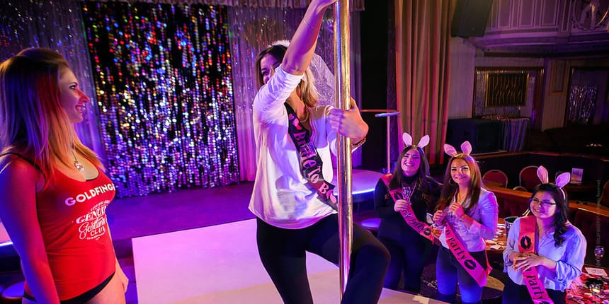 fun pole dance classes